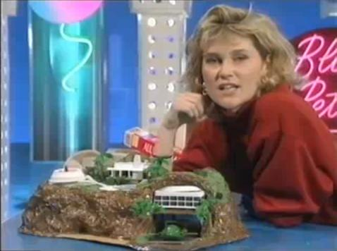 Blue Peter Tracy Island  S